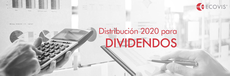 Normas para la retención del impuesto a la renta en la distribución de dividendos